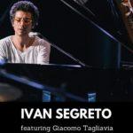 Sciacca Estate 2020: il 10 settembre concerto di Ivan Segreto