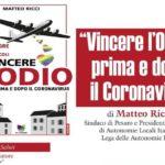 """Ad Agrigento si presenta il volume """"Vincere l'odio-prima e dopo il Coronavirus"""""""