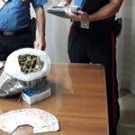 Detenzione ai fini di spaccio di Marijuana: arrestato giovane riberese
