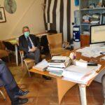Agrigento, il Sindaco incontra direttore dell'Ente Parco Valle dei Templi: gettate le basi per una proficua collaborazione