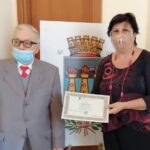 Naro, diploma d'onore del Sindaco Brandara al Maestro Attardo