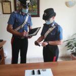 Palmese nascondeva una pistola sulla credenza della sala da pranzo: arrestato