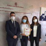 Il Rotaract club Agrigento dona sussidio di materiale scolastico da destinare agli alunni con situazioni familiari di disagio economico