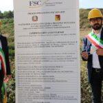 Inaugurato il cantiere della strada Bivona-Palazzo Adriano