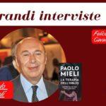 """""""Le grandi interviste"""", Felice Cavallaro conversa con Paolo Mieli"""