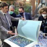 """Agrigento, visita di Sindaco e Assessori all'Accademia delle Belle Arti """"Michelangelo"""""""