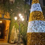 Agrigento s'illumina di festa: nuovi addobbi natalizi in città