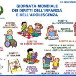 Aragona commemora la Giornata mondiale dei Diritti dell'Infanzia e dell'Adolescenza