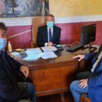 I vertici di CNA Agrigento ricevuti dal sindaco Miccichè: proposte e collaborazione per aiutare gli operatori economici