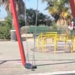 Agrigento, a San Leone installati altri due giochini per bambini nell'area giochi