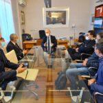 Il Sindaco di Agrigento incontra il commissario della Girgenti Acque