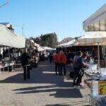 Canicattì, sospeso lo svolgimento del mercato settimanale di via Carlo Alberto