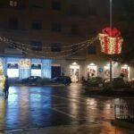 Agrigento, albero di Natale e luminarie anche a piazza Cavour