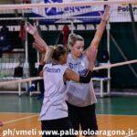 La Pallavolo Aragona vince l'allenamento congiunto contro il Comiso