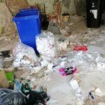 Agrigento, cortile Ufficio comunale di piazza Gallo in precarie condizioni igienico-sanitarie: al via la pulizia