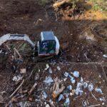 Agrigento, donato decespugliatore al Comune: ripulito ex campetto di calcio di Via Dante