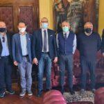 Agrigento, il Sindaco Miccichè incontra i rappresentanti dei sindacati confederali Cgil, Cisl e Uil