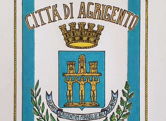 Agrigento ha il suo nuovo stemma: approvato il simbolo ...