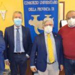 """Agrigento, Consorzio Universitario """"Empedocle"""": insediato il Sindaco Miccichè"""