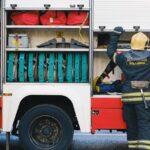 Agrigento, scoppia incendio in abitazione: intossicato 80enne