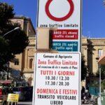 Agrigento, cambia la circolazione in Via Atenea