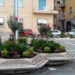 Agrigento, recuperate le aiuole di piazza Cavour