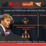 Elezioni presidenza Fipav: anche Rizzuto e Recine sostengono Di Giacomo