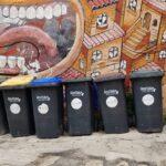 Agrigento, evitare spazzatura per la strada: collocati contenitori per la differenziata nella zona di via Vallicaldi