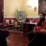 Il Capo delegazione FAI Agrigento incontra il Sindaco di Agrigento Miccichè
