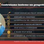 Fipav Sicilia, Nino Di Giacomo si presenta: partecipazione massiccia per la sua prima diretta online