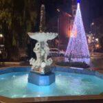 Agrigento, prende vita la fontana antistante la Parrocchia della Madonna della Provvidenza