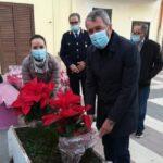 Anche a Montaperto e Giardina Gallotti arrivano gli addobbi natalizi
