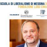 Domani pomeriggio penultimo incontro della Scuola di Liberalismo 2020 di Messina