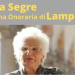 Lampedusa conferisce la cittadinanza onoraria a Liliana Segre