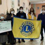 Il Lions Club Agrigento Host dona buono spesa alla Comunità Missionaria Porta Aperta
