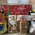 Service di solidarietà del Lions Club Agrigento Host: raccolta e consegna giocattoli al CAV