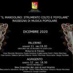 """Agrigento, torna la musica al Teatro Pirandello con il concerto """"Il mandolino, strumento colto e popolare"""""""