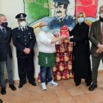 """Agrigento, al carcere """"Di Lorenzo"""" arriva il Natale: consegnati panettoni"""