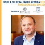 Lunedì 7 dicembre penultimo incontro della Scuola di Liberalismo 2020 di Messina