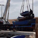 """Rimozione imbarcazioni migranti, il sindaco Martello: """"provvedimento che aspettavamo"""""""