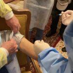 Covid: vaccino anche per 30 persone di una Rsa