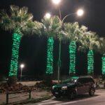 Agrigento, luminarie anche in via Plebis Rea