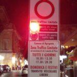 Agrigento, ripristinato il semaforo ZTL in via Atenea