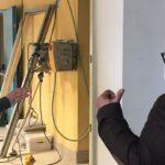 Sopralluogo dell'On. Pullara all'Hospital Covid di Ribera: lavori ancora in corso e tempi lunghi