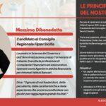 Fipav Sicilia, Massimo Dibenedetto è il quarto candidato nella squadra di Nino Di Giacomo