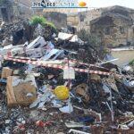 Porto Empedocle, discarica di rifiuti in centro: scatta il sequestro