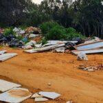 Maddalusa, ancora rifiuti: nasce una nuova discarica – VIDEO