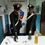 Ribera, detenzione ai fini di spaccio: arrestato 22enne