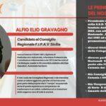 Giovani, formazione e territorio. Elio Gravagno candidato al Consiglio regionale di Fipav Sicilia a fianco di Nino Di Giacomo