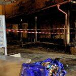 "Agrigento, incendio al ""Gran Cafè Nobel"": aperta una inchiesta"